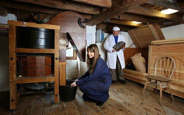 Eling Tide Mill credit Clara Holden