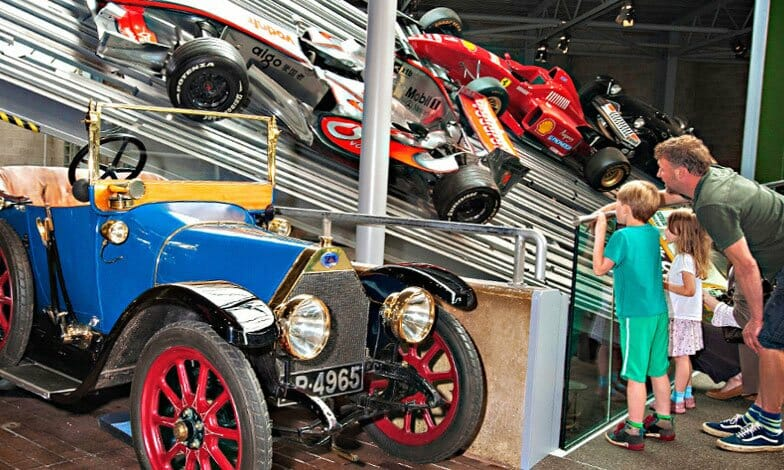National Motor Museum Beaulieu